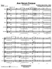 Ave Verum_Flute